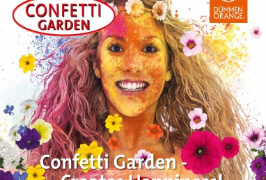 Confetti Garden – Creates Happiness!