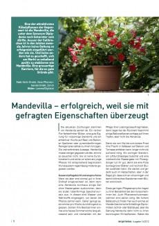Der Gartenbau 16/2012