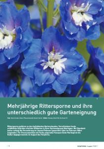 Der Gartenbau 19/2011