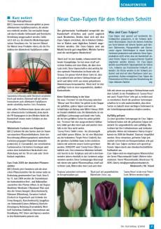 Der Gartenbau 3/2009