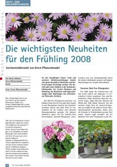 Der Gartenbau 38/2007