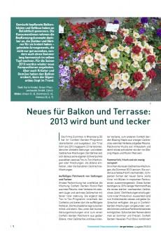 Der Gartenbau 39/2012