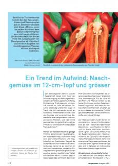 Der Gartenbau 04/2011