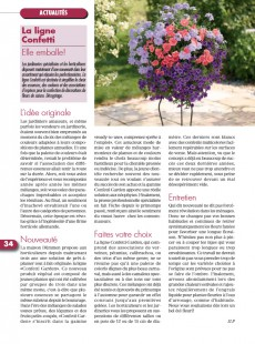 Jardin romand