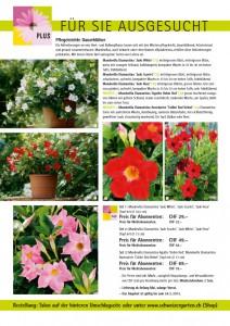 Schweizer Garten - Leserangebot 05/2013